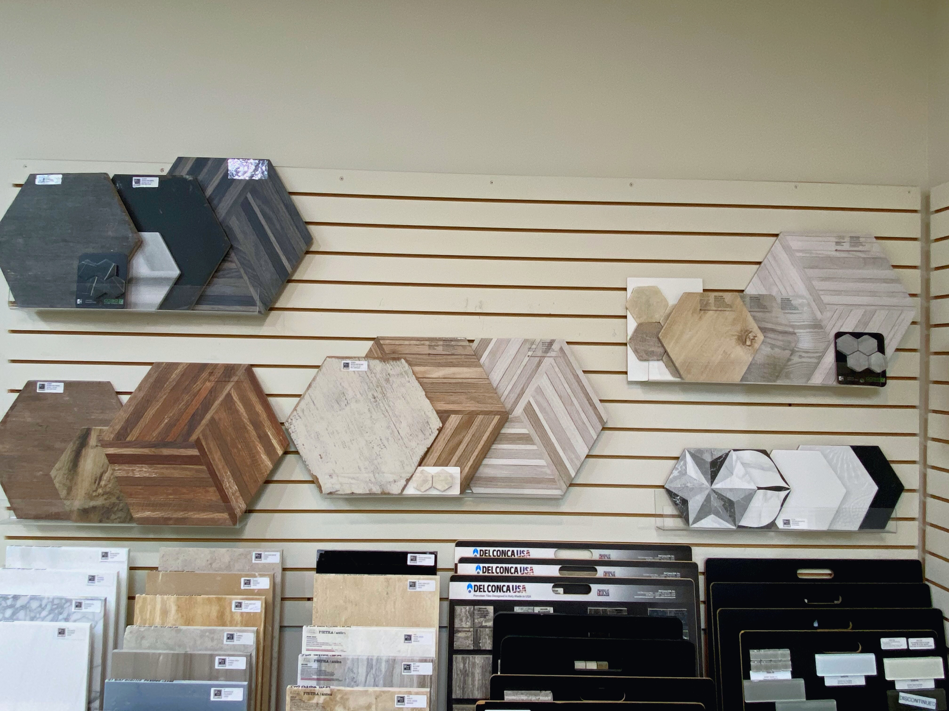 Hexagon Wall